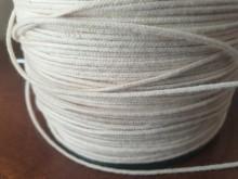 Pamut zsinór, szín: nyers, átmérő: 2mm, 1 tekercs: 500m