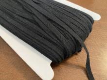 Babylace, color: black, width: 6mm, 1 roll: 100m