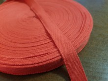 Danubia ribbon, color: red, width: 13mm, 1 roll: 50m, unitprice: 19,0 Ft/meter*