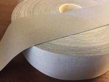 Fényvisszaverő szalag, szín: ezüst, szélesség: 50mm, 1 tekercs: 10m, egységár: 169,0 Ft/méter*