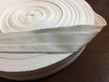 Köper szalag, szín: fehér, szélesség: 30mm, 1 tekercs: 50m, egységár: 42,0 Ft/méter*