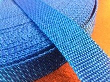 PP strap, color: royalblue, width: 30mm, 1 roll: 50m, unitprice: 49,0 Ft/meter*