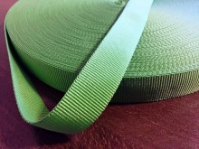 Rips ribbon, color: lightgreen, width: 22mm, 1 roll: 50m, unitprice: 36,0 Ft/meter*
