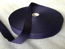 Rips ribbon, color: darkblue, width: 20mm, 1 roll: 50m, unitprice: 33,0 Ft/meter*