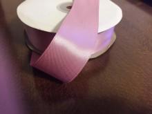 Satin ribbon, color: dark rose, width: 30mm, 1 roll: 50m, unitprice: 51,0 Ft/meter*