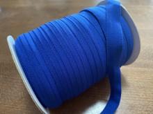 Y-elastic ribbon, color: blue, width: 15mm, 1 roll: 100m